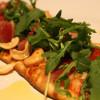 Stenugnsbakad pizza - Mezza Luna