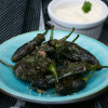 Jalapeño fritada - friterad grön chili