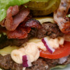 Hamburgare - LCHF och en food junkie