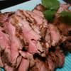 Grillad utfläkt lammstek - en försenad grillpremiär