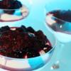 Hemgjord vaniljyoghurt med Limoncellokokta björnbär