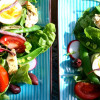 Sallad Nicoise - klassisk sallad