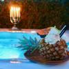 Piña Colada som mjukglass - fredagsdrinken