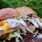 Chivito - the Everest of steak sandwiches