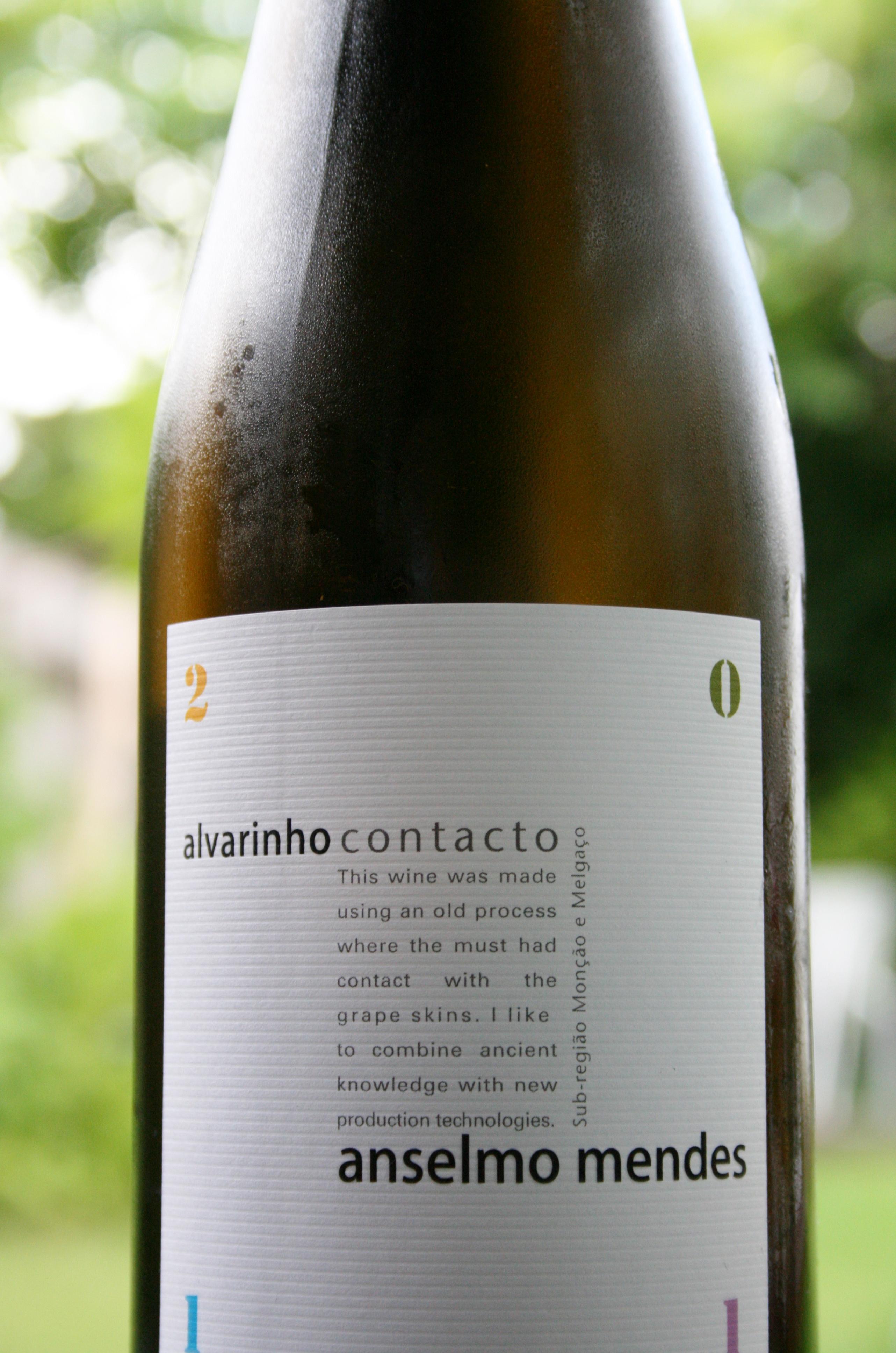 Anselmo Mendes Alvarinho Contacto