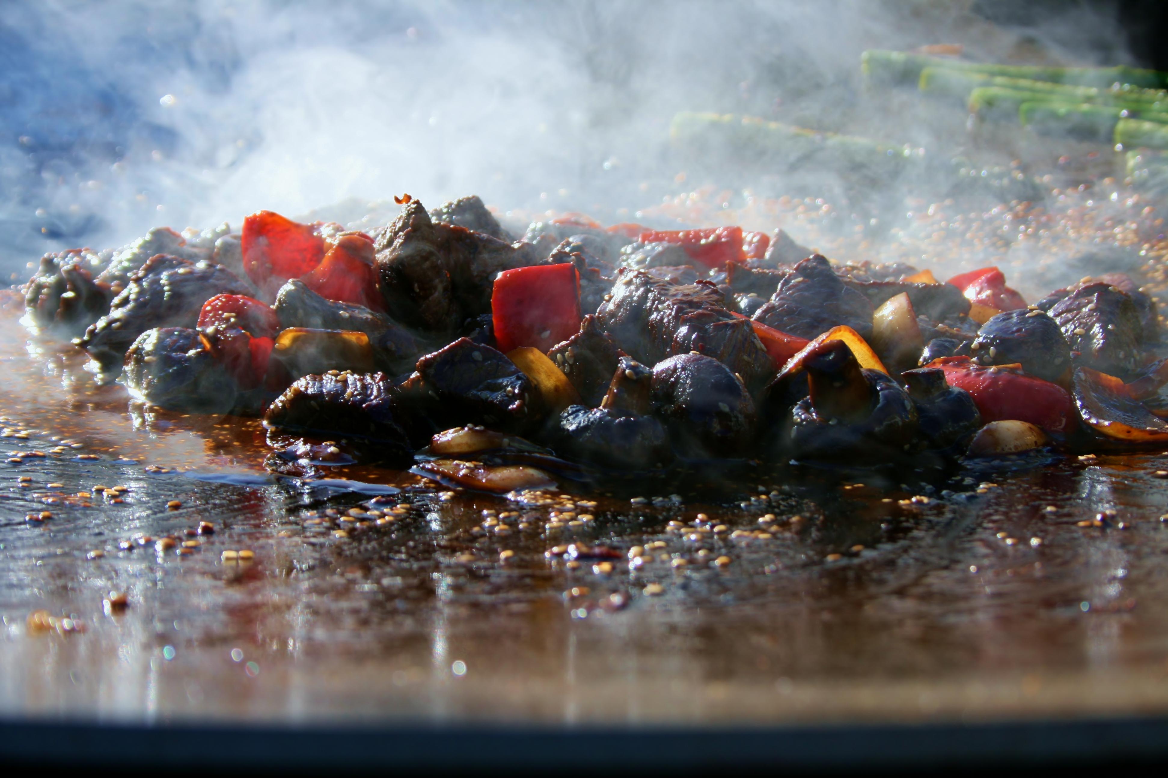stekhäll wok