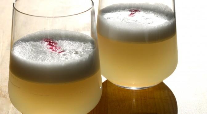 Pisco sour – en omtvistad fredagsdrink