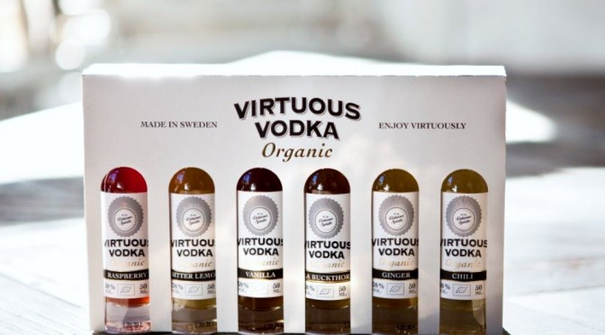 Virtuous Vodka - Selection