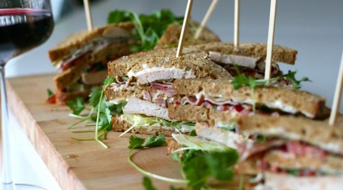 Club Sandwich – ett värdigt avslut på helgen