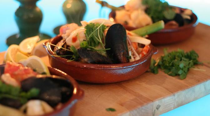 Paila marina – skaldjursgrytan från Breaking bad