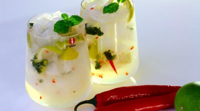 Chilimojito – fredagsdrinken