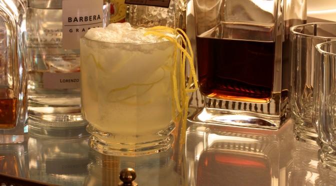 Gin fizz – fredagsdrinken