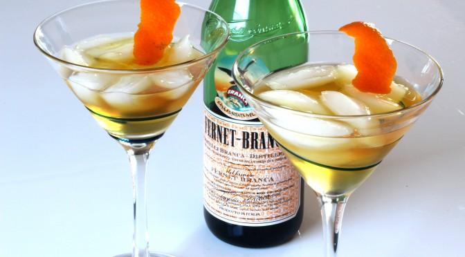 Hanky Panky och Fernet Branca – fredagsdrinken