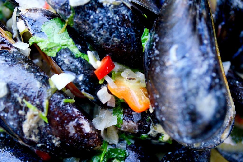 musslor på Esthers vis