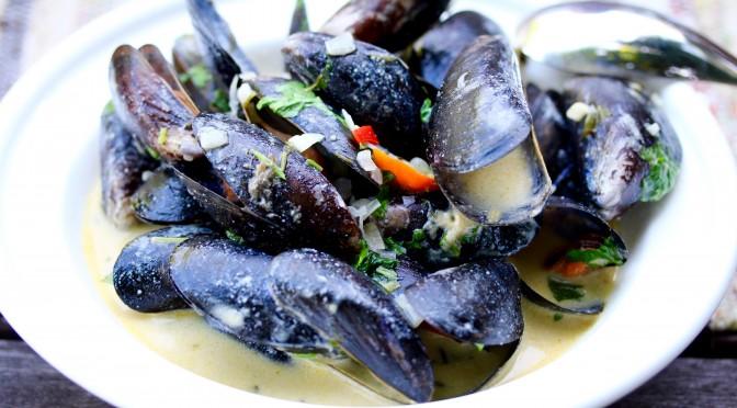 Nya musslor – om att pregastronomera