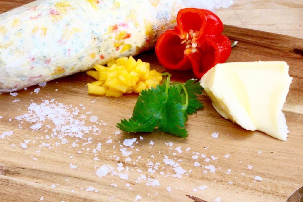 mango och habanerosmör