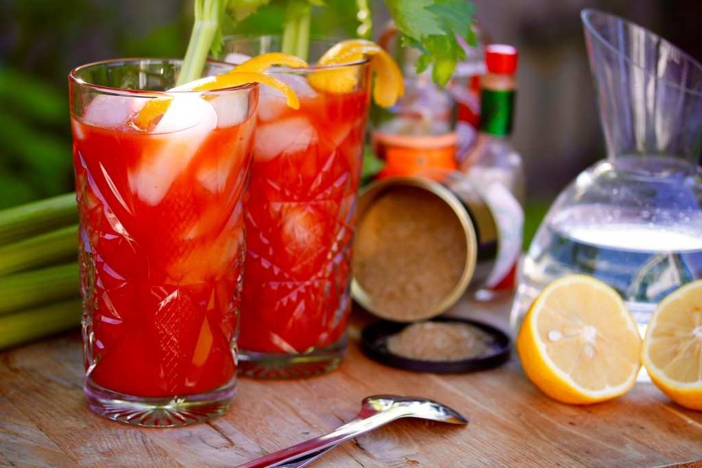 Bloody smokin´Mary