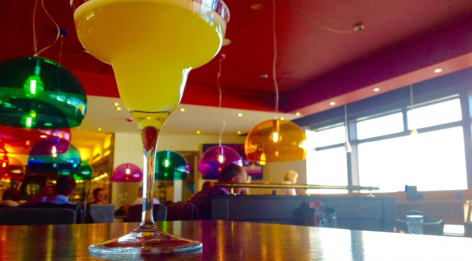 Margarita på en flygplats – fredagsdrinken