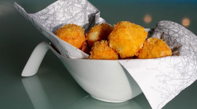 Chili cheese balls – breakfast for champions