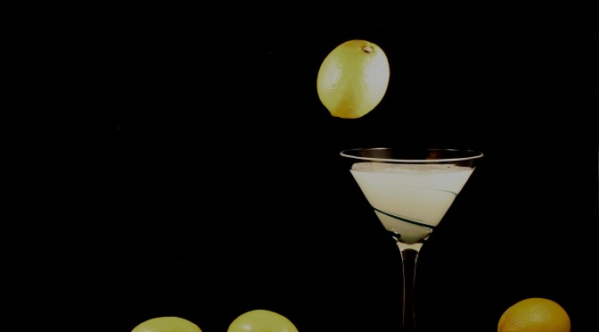 Lemon drop – fredagsdrinken