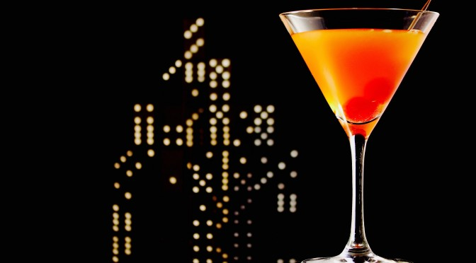 Manhattan – fredagsdrinken
