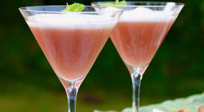 Rhubabe – fredagsdrinken