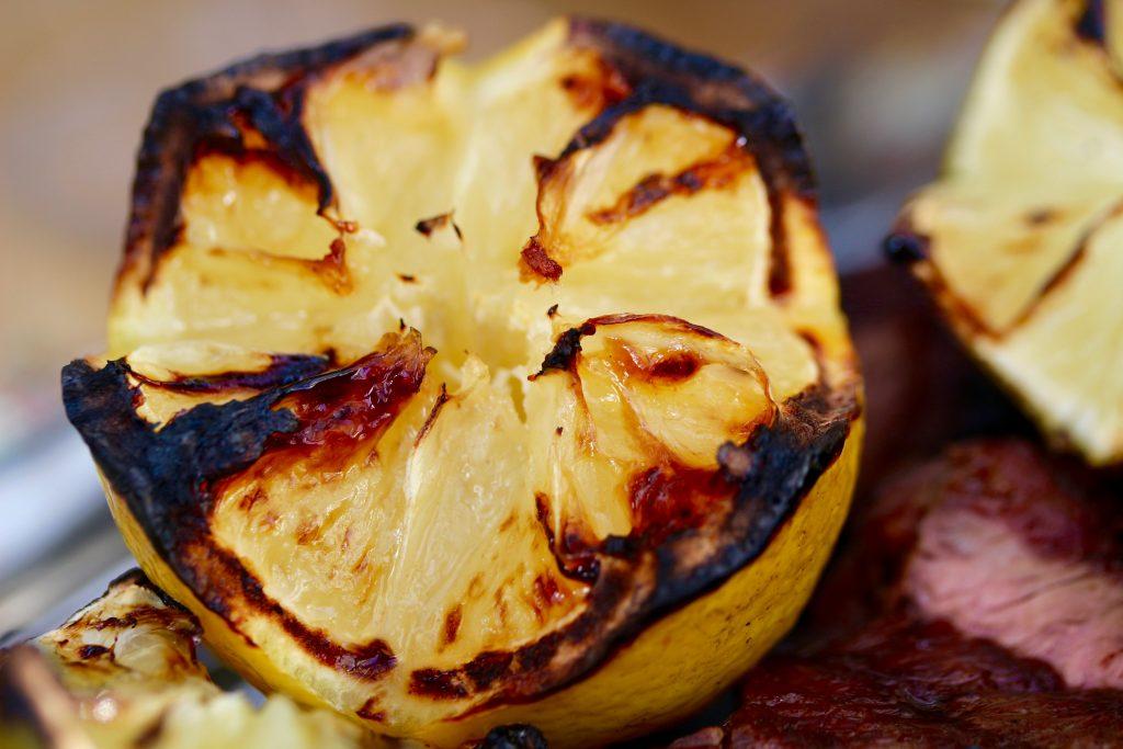 grillad citron