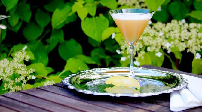 Amaretto sour – fredagsdrinken