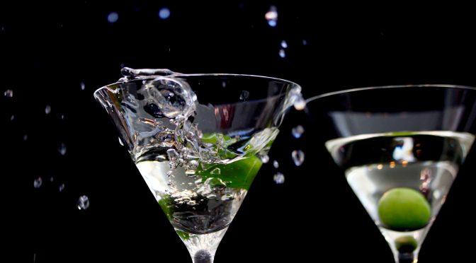 Dry Martini -fredagsdrinken