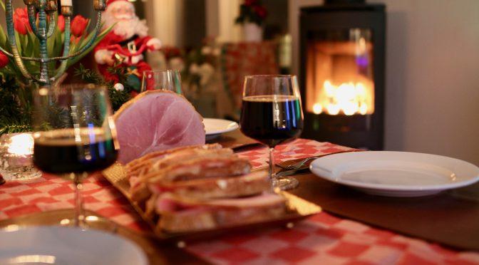 Om julskinka och traditioner