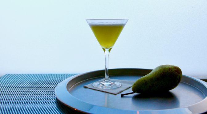 Päronsplitt – fredagsdrinken