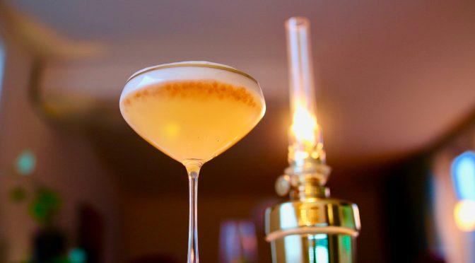 Earl Grey Martini – fredagsdrinken